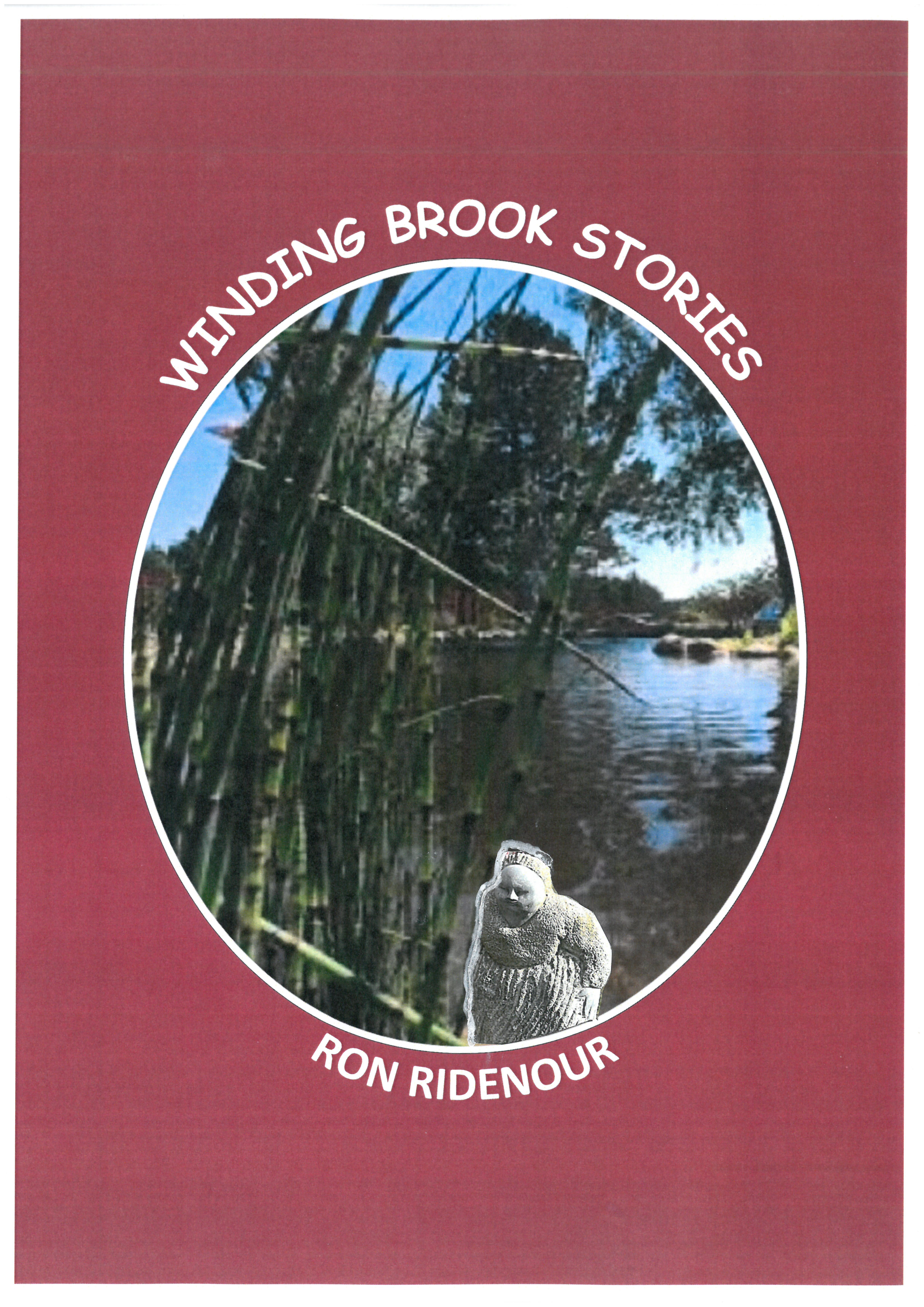 Ron Ridenour: winding brook stories